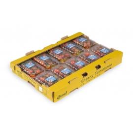 145 cartons per pallet